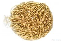 Antique and Gold Beads for Aari Work