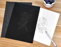 Carbon Paper Draw Patton for Aari Work